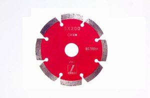 ディスコダイヤ セグメントカッター SX-200
